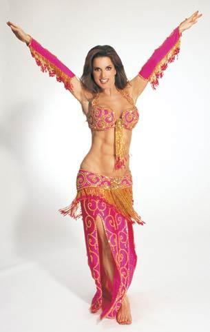 Магия восточных танцев-1