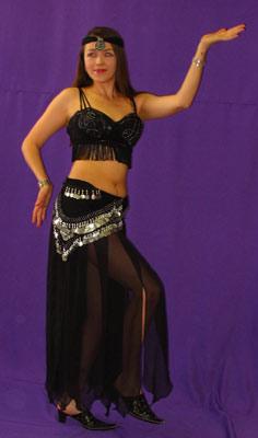 Узкие юбки для танцев живота