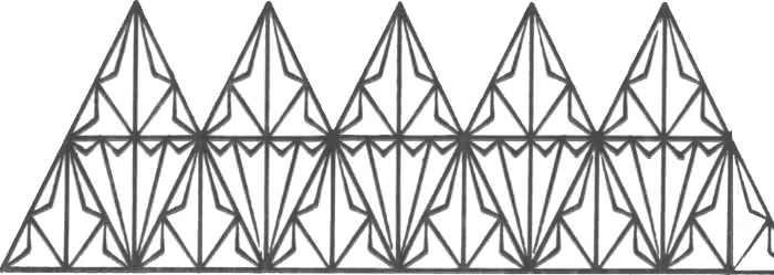 схема бисероплетения герба фк барселона